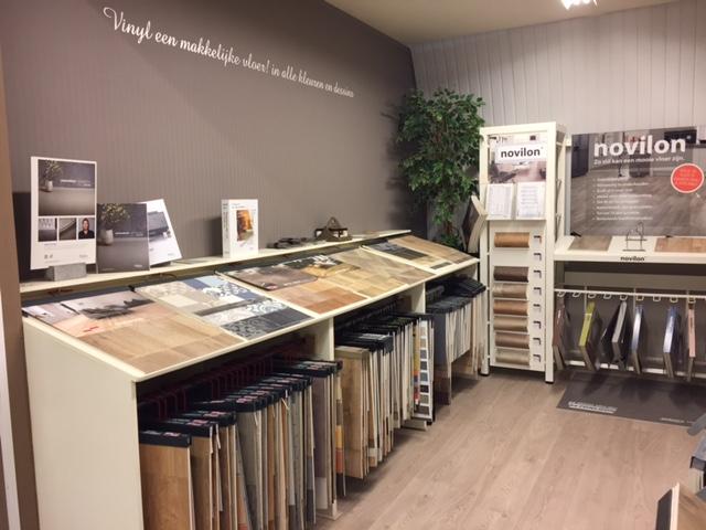 Restant Vinyl Vloer : De winkel
