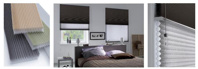 duette shades. Black Bedroom Furniture Sets. Home Design Ideas