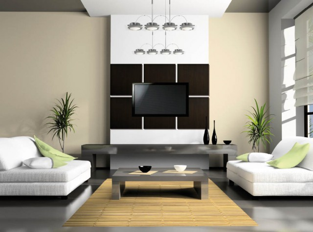 Achterwand decoratie woonkamer beste inspiratie voor huis ontwerp - Decoratie badkamer fotos ...