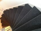 Trappen met tapijt